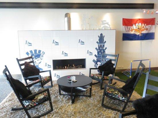 WestCord Hotel Delft: mooi en gezellig
