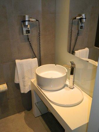 Smart Hotel: Baño