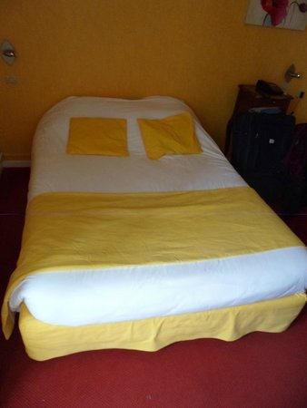Hotel Vuillot : Lit