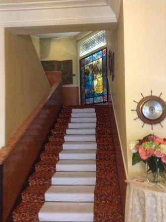 Europa Splendid: Stairway