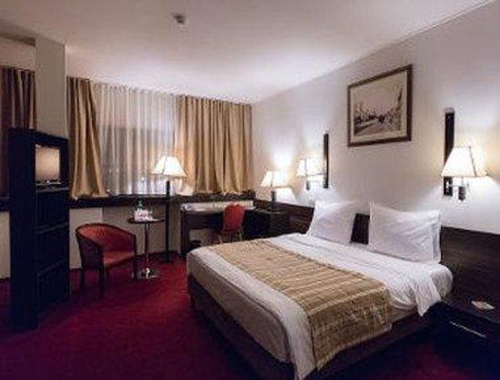 Ramada Iasi City Center : Guest Room