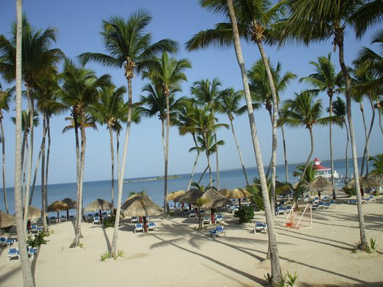 Grand Bahia Principe La Romana: The Beach