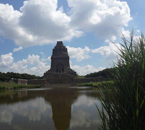 Völkerschlachtdenkmal: .