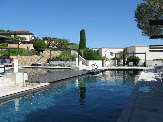 La Villa: Pool