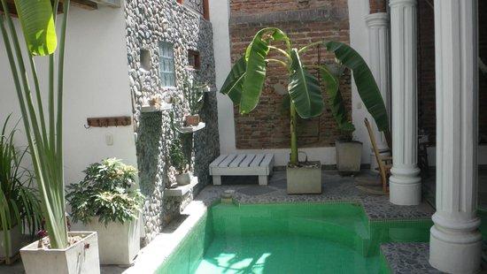 Casa Verde Hotel: zone de relaxation