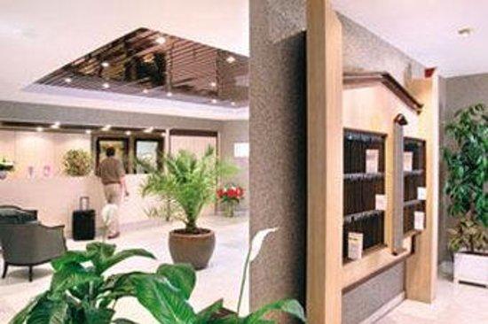 Appart'City Geneve Gaillard: Lobby View