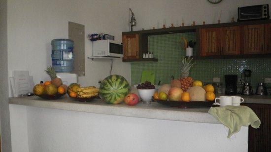 Casa Verde Hotel: la cuisine