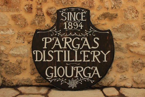 Pargas Distillery - Amicos Food & Bar