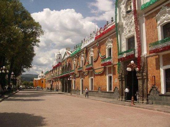 Basilica de Nuestra Senora de Ocotlan: The Basilica