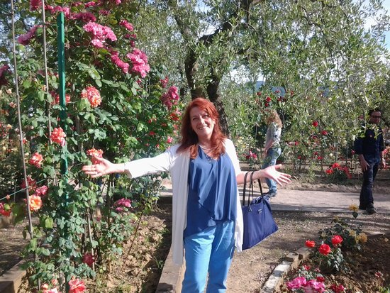 Ulisse Mladenova Tour Guide Florence & Siena