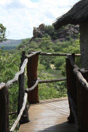 Camp Amalinda : One of many stunning views