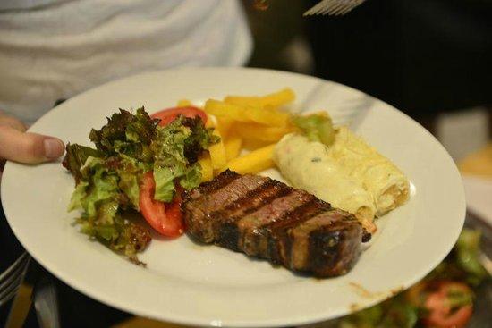 Restaurante Dom Pimenta: Beef Chorizo