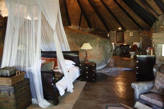 Camp Amalinda Room