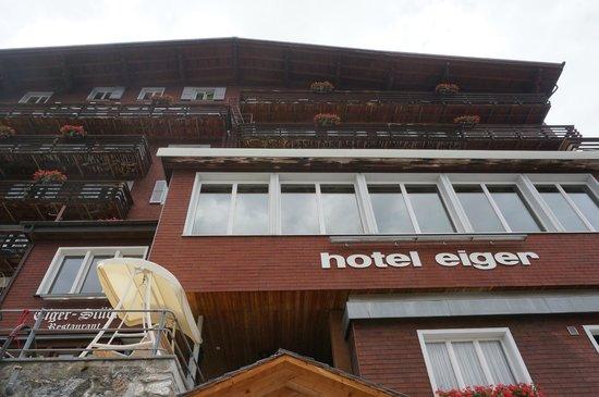 Hotel Eiger : Hotel