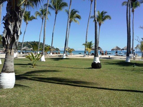 Andilana Beach Resort: panorama