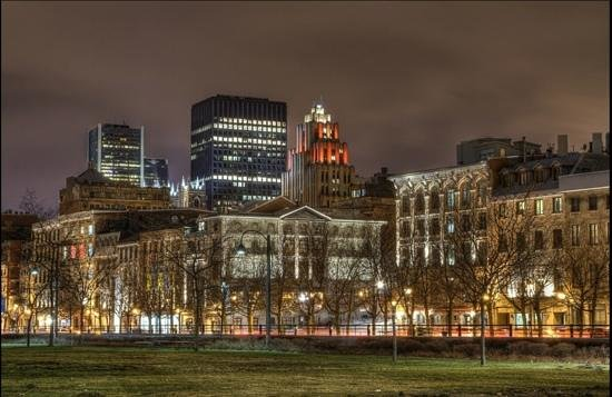Old Montreal: Montreal's Old Port