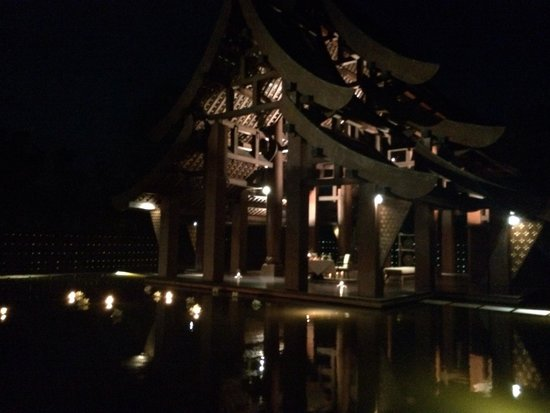 Phulay Bay, A Ritz-Carlton Reserve : Our private dinner