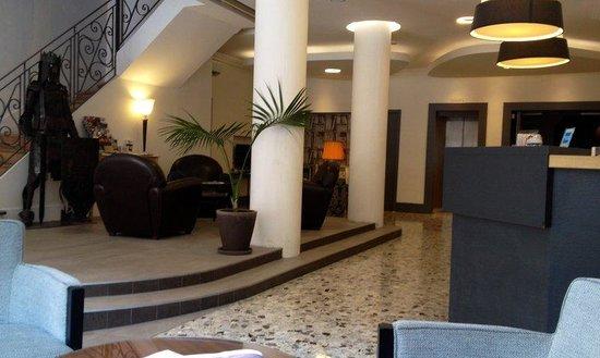 Grand Hôtel Raymond IV  : Lobby
