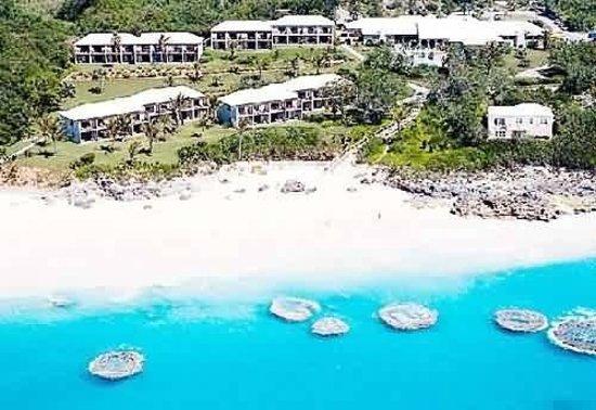Coco Reef Resort Bermuda: Exterior