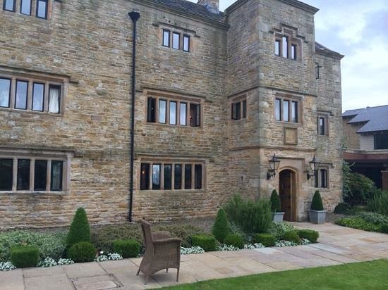 Stanley House Hotel & Spa: lovely manor house
