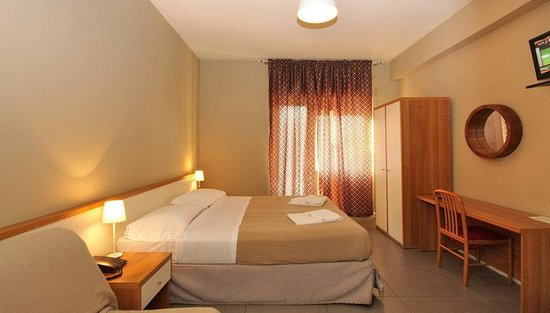 City Guest House: Guest Room