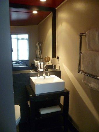 Malmaison Newcastle: Bathroom