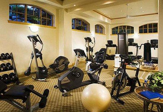 St. James Place: Gym