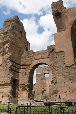 Thermes de Caracalla : Thermes