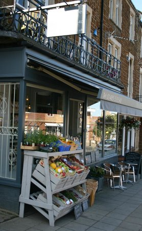 The Norfolk Deli: Looking our best on a sunny hunny morning
