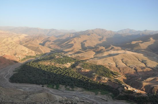Berber Cultural Center: View of the surroundings