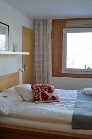Saanewald Lodge: Valley View Room