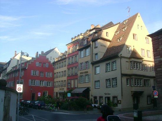 Suisse Hotel: Hotel