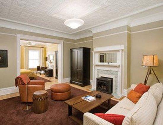 Cavallo Point: Historic Room Kodiak Greenwood Copy
