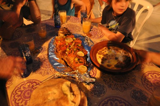 Berber Cultural Center: Dinner