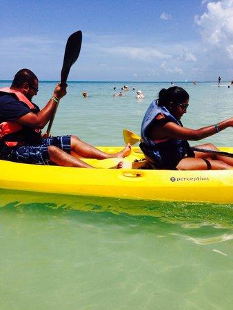 Kayak Marco: Kayaking at Marco Island Beach