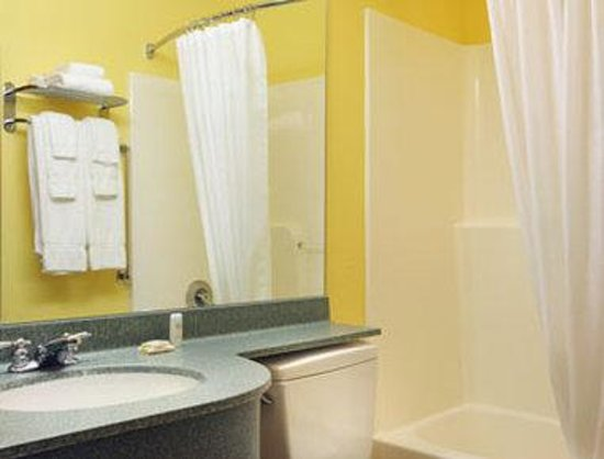Microtel Inn & Suites by Wyndham York : Bathroom