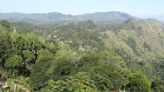 Ella Gap Panorama : Vue de jour