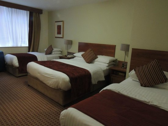 Cassidys Hotel: chambre
