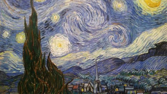 The Museum of Modern Art (MoMA) : Troppo emozionante