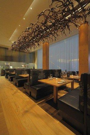 Radisson Blu Hotel, Zurich Airport: Restaurant