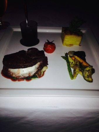 Zazen Restaurant: Beef with flash
