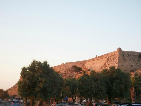 Rimondi Boutique Hotel : Fortezza castle