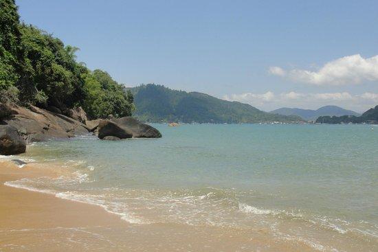 Pousada Porto Do Itaguá: Praia do Lamberto