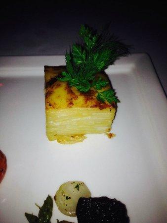 Zazen Restaurant: Potatoes
