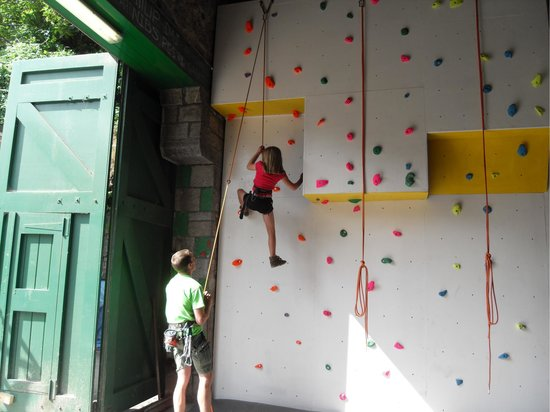 The Overhang Indoor Climbing Centre
