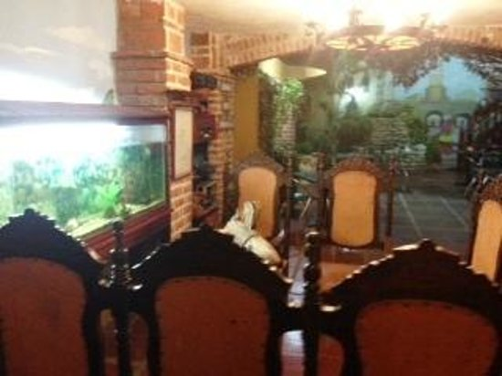 Hotel San Pietro: Recepcion