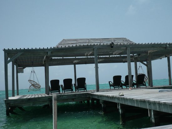 Matachica Beach Resort: Pier