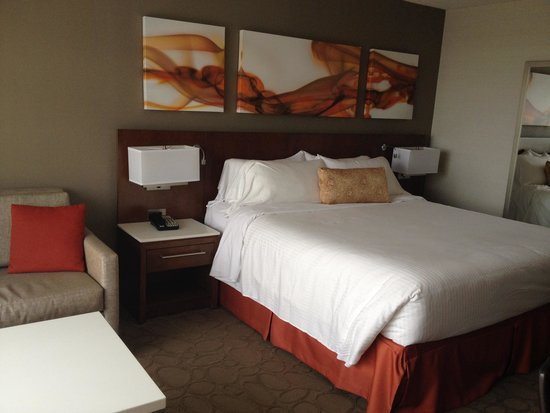 Hilton Mississauga/Meadowvale: Room