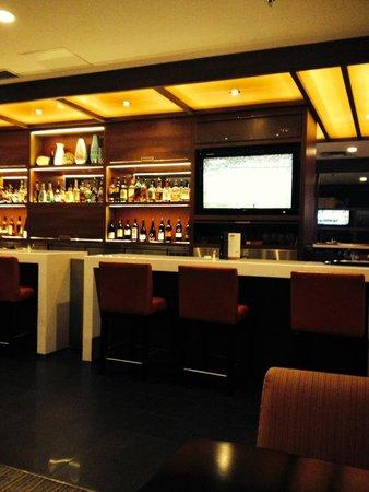Hilton Mississauga/Meadowvale: Lounge