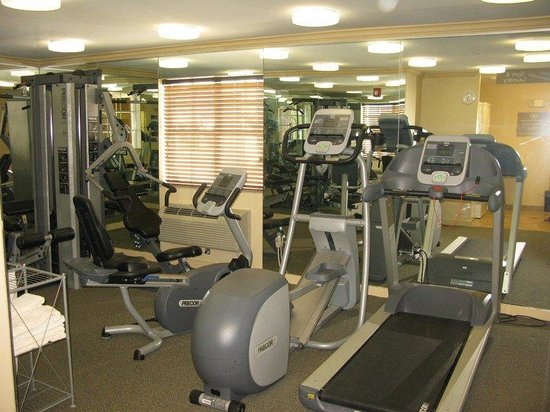 Candlewood Suites Galveston: Gym
